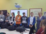 Šilutiškiai mokiniai lankėsi Gdanske