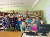 """Pamario bibliotekose vyko """"Veiksmo savaitė BE PATYČIŲ'2018"""""""