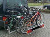 Pavogė brangų dviratį