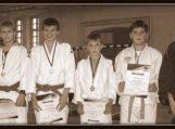 Dziudo imtynininkai parsivežė net tris aukso medalius