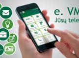 Atnaujinus e.VMI programėlę gyventojai jauteikia deklaracijas ir išmaniaisiais telefonais