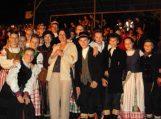 Šilutiškiai Lietuvos moksleivių dainų šventėje