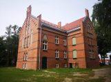Pradedamas įgyvendinti buvusio sanatorijos pastato įveiklinimo projektas