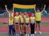 Vilkytiškis L. Milkintas pagerino Lietuvos vaikų rekordą