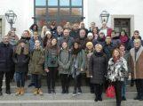 Juknaičių pagrindinės mokyklos atstovų viešnagė Vokietijoje