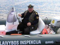 Saugi laivyba už kyšius