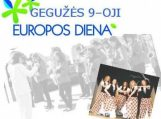 Šokiu ir muzika sveikiname Europą!
