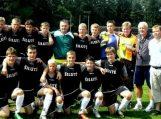 Buvusio rusniškio dovana jauniesiems futbolininkams