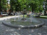 Į fontaną įmesta mergaitė prarado ir telefoną