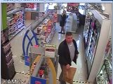 Policija ieško vagyste iš parduotvės įtariamo vyro