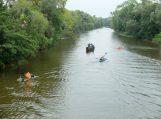 Nemuno deltoje – trečiasis tradicinis baidarių maratonas