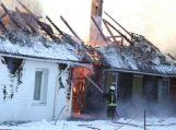 Neišvalai dūmtraukio – lauki gaisro?