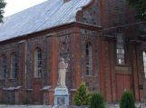 Prieš Kalėdas apvogta Gardamo bažnyčia