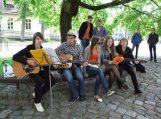 Gatvės muzikos diena – gegužės 18 d.