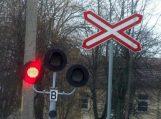 Policininkai imasi geležinkelio saugumo užtikrinimo