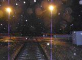 Traukinys mirtinai sužalojo jaunuolį