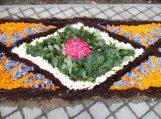 Švėkšniškiai rudenį pasitinka žydinčių gėlių kilimu