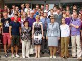 Šilutėje lankosi svečiai iš užsienio valstybių