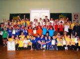 """Pagėgių """"Sveikuolių sveikuoliai"""" įveikė II-ąjį 2011-2012 m. konkurso etapą"""