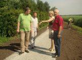 Kaip sekasi tvarkyti Minijos upės krantines Minijos kaime?