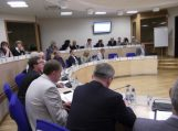 Konferencija Klaipėdos regiono savivaldybių merams