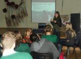 """Projekto """"Misija Sibiras 2011"""" pristatymas gimnazijoje"""