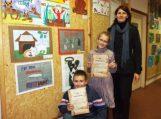 Tarptautinio konkurso laimėtojai – jaunieji dailininkai