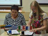 Tarptautinė konferencija bibliotekoje