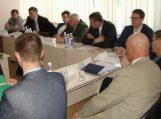 Kaliningrado srities atstovus Šilutėje domino melioracijos klausimai