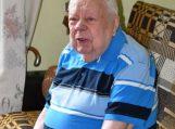 Garbės pilietis atšventė savo 95-ąjį gimtadienį
