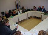 Susitikimas su Šilutės miesto bendruomenių atstovais