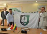 Šilutės r. savivaldybė pasirašė bendradarbiavimo sutartį su Alanijos savivaldybe