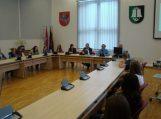 Savivaldybėje lankėsi Comenius projekto partneriai