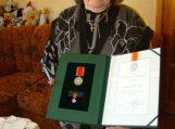 Sveikino nusipelniusią Lietuvai Oną Vismantienę