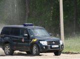 Pasieniečius įžeidinėjęs neblaivus rusniškis teismo laukė areštinėje