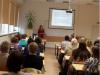"""Seminaras """"Bendravimo su senyvo amžiaus žmonėmis ir neįgaliaisiais psichologiniai aspektai"""""""