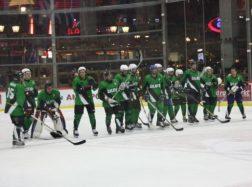 Šilutės ledo ritulininkai neatsilaikė prieš čempionato lyderius
