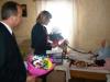 Pasveikinta 90-ojo gimtadienio sulaukusi Rupkalvių kaimo gyventoja