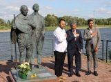 Indijos ir Rusnės draugystė įgauna pagreitį
