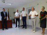 Šilutės ligoninės vadovui Dariui Steponkui – Savivaldybės vadovų padėka