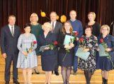 Skambėjo sveikinimai Šilutės krašto pedagogams