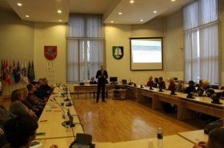 Savivaldybėje – pirmieji mokymai seniūnaičiams