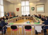 Įvyko paskutinis VIII šaukimo Savivaldybės tarybos posėdis