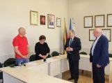 Pasirašyta rangos sutartis dėl Šilutės baseino statybų
