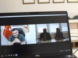 Virtualus susitikimas su Šilutės krašto partneriais