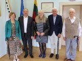 Savivaldybės partnerių iš Emericho vizitas