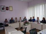 Jaunimo reikalų tarybos posėdis