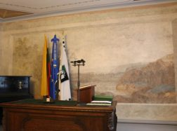 Santuokos ceremonija galima ir Hugo Šojaus dvaro reprezentacinėje salėje