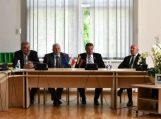 Šilutės rajono savivaldybėje lankėsi svečiai iš Lenkijos