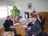 Sporto tarybos posėdis
